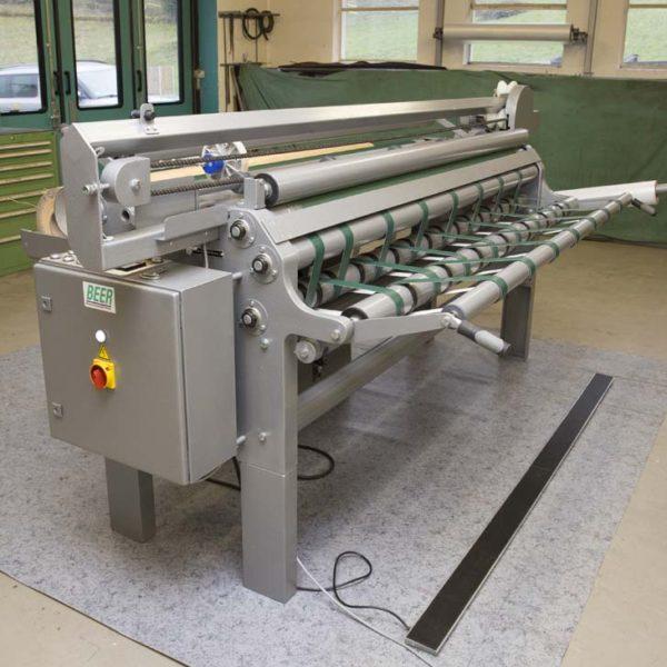 Linoleumschneidemaschine HB 200 EVA